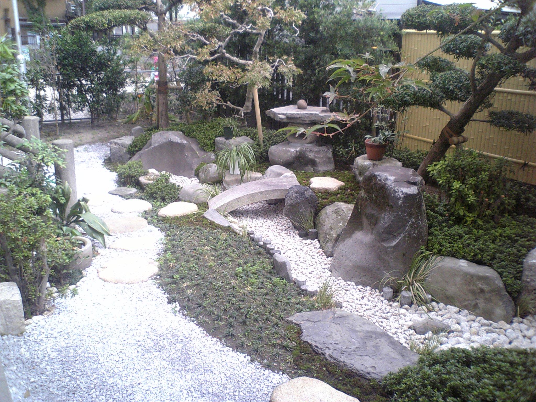和風庭園|(有)坂上庭園